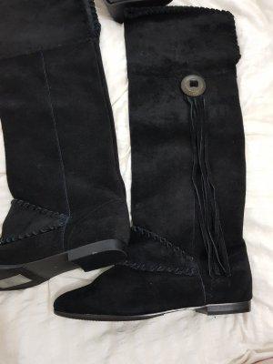 H&M Winter Boots black