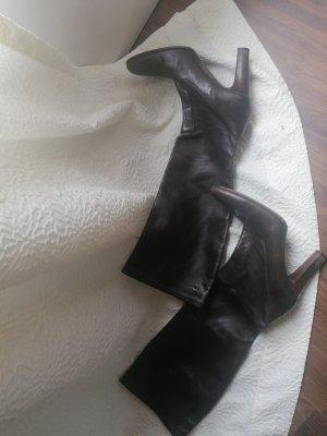 Cole Haan Heel Boots dark brown