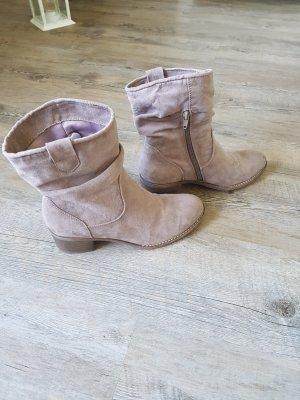 Graceland Stivale a gamba corta marrone-grigio
