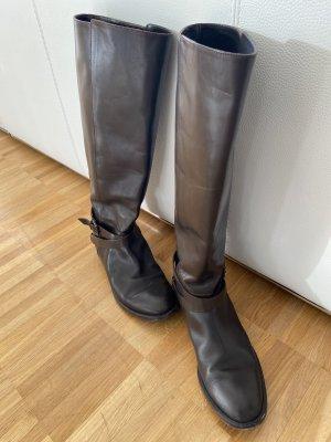 Stiefel dunkelbraun von Rosetti