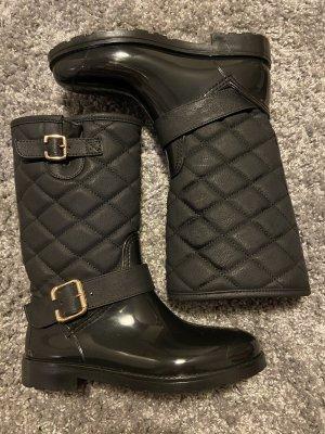 Tamaris Botas de agua negro