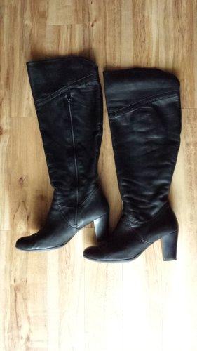 Alessandro Bonciolini Heel Boots black