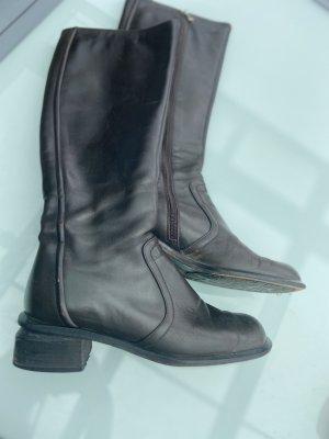 Bally Botas de invierno marrón oscuro
