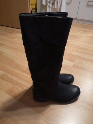 Alyssa Norton Bottes d'hiver noir