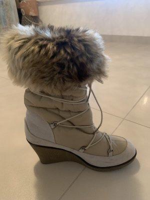 Fur Boots multicolored