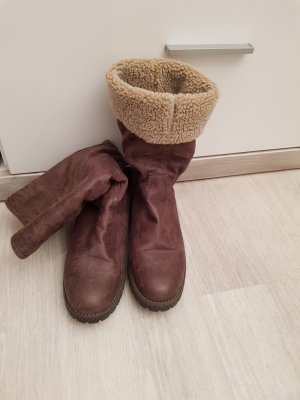 Bellissima Winter Boots grey brown