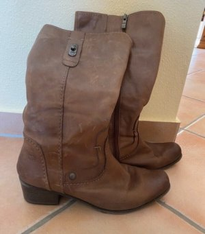 Marco Tozzi Winter Boots brown