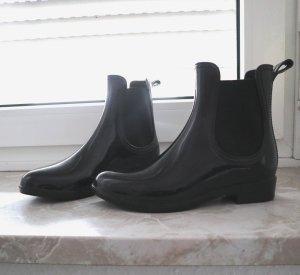 Unbekannte Marke Chelsea Boot noir