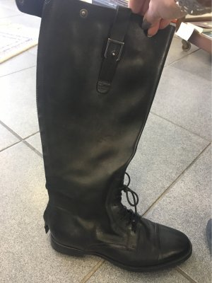 Walter Bauer Riding Boots black