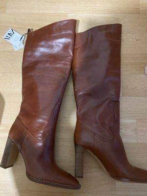 Stiefel Gr 39 Zara