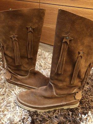 Jonny's Western Boots brown