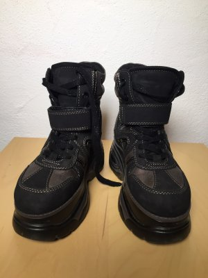Catwalk Gothic Boots multicolored