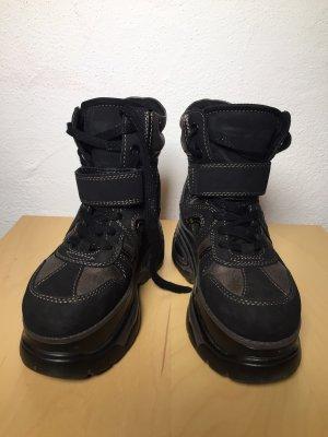 Catwalk Gothic laarzen veelkleurig