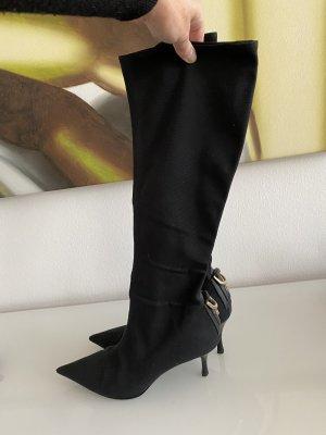 Gucci Botas elásticas negro