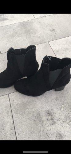 Walkx Women Botas bajas negro