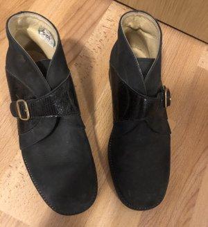 Italy Krótkie buty czarny