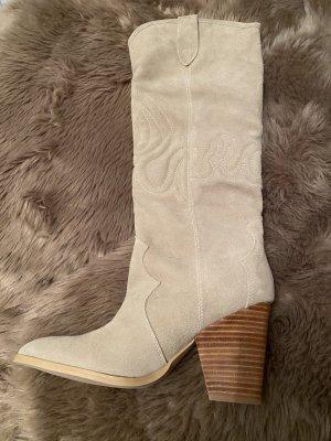 Stiefel im Ibizastyle von Heine NEU