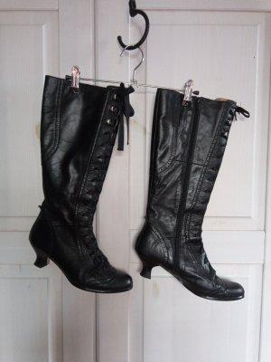 Vagabond Gothic laarzen zwart