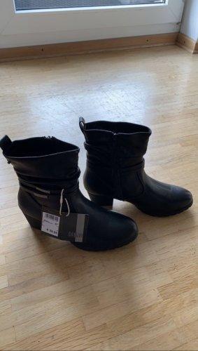 City line Short Boots black