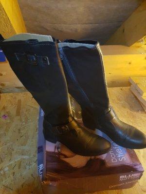 Stiefel in schwarz
