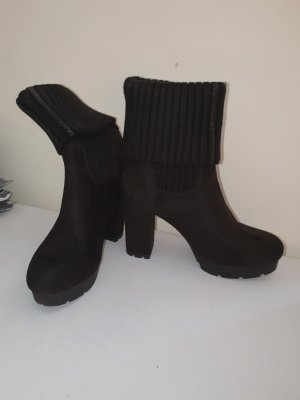 Kein Ankle Boots black