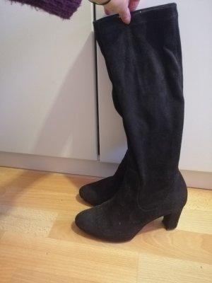 Tamaris Stivale elasticizzato nero