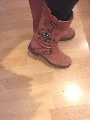 Bullboxer Boots western brun-noir