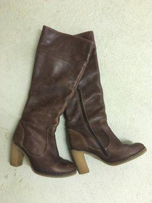 Heel Boots brown
