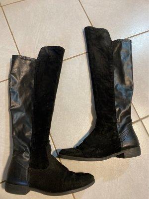 Tamaris Kniehoge laarzen zwart