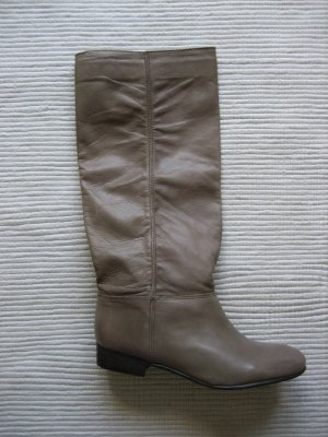 3 Suisses Wide Calf Boots light brown