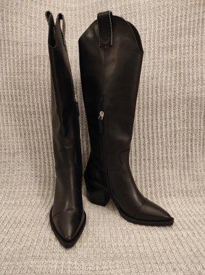 Marc Cain Heel Boots black