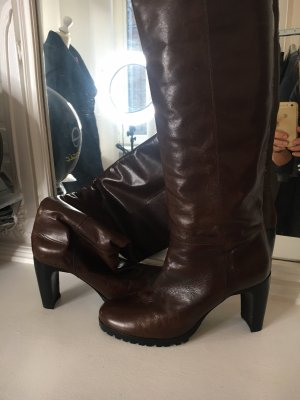 Stiefel Marc cain mocca Gr.40