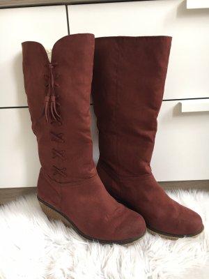 Anna Field Winter Boots multicolored