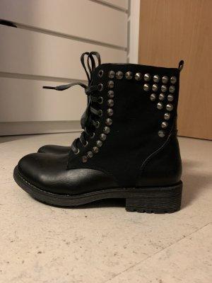 Catwalk Aanrijg laarzen zwart