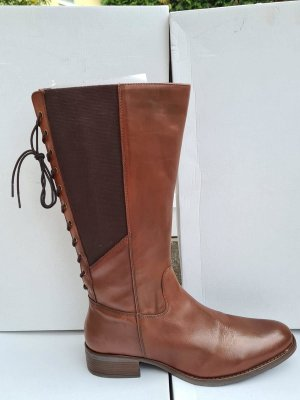 Sheego Wide Calf Boots brown