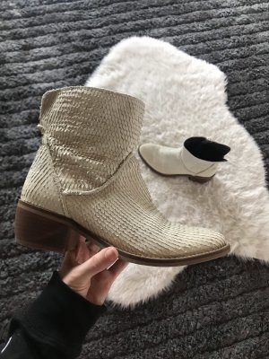 Short Boots oatmeal-natural white