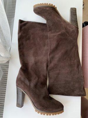 Stiefel mit weichem Schaft