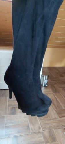 Tamaris Stretch laarzen zwart