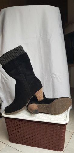 Scholl Winter Boots black