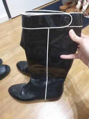 stiefel schwarz 36 bershka