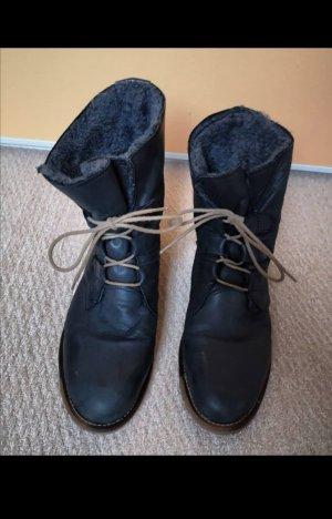 Stiefel, schwarz, 41