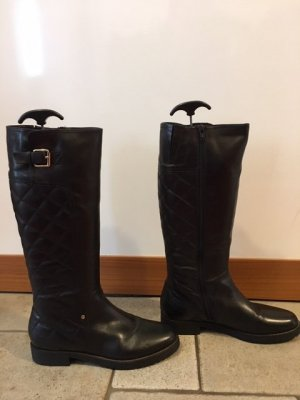 Bruno Premi Jackboots black leather