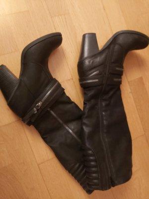Stiefel schwarz gr.37