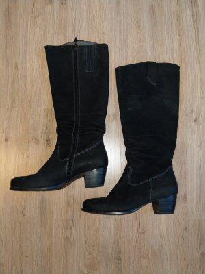Stiefel schwarz Tamaris