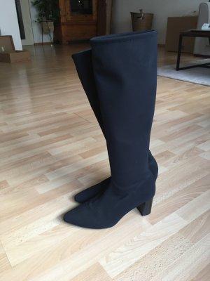 Stiefel Sock Boots schwarz