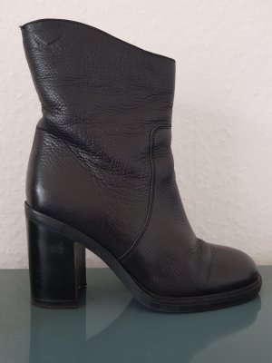 Sansibar Botas deslizantes negro