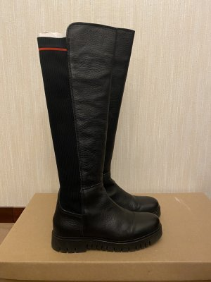 Tommy Hilfiger Botas elásticas negro