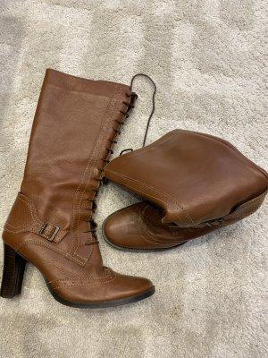 Alba Moda Aanrijg laarzen veelkleurig Leer