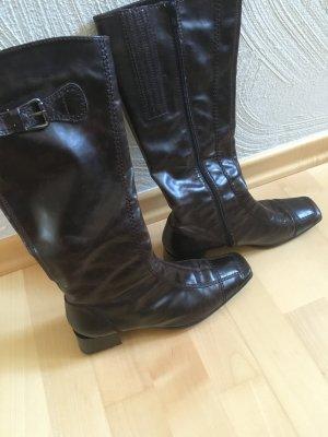 Stiefel von Ara, Größe 4,5 (37), braun, wie neu