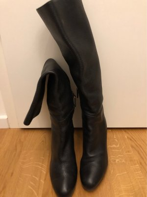 Bally High Heel Boots black